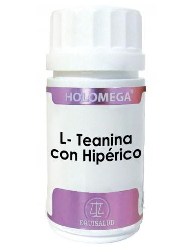 Holomega L-teanina 50caps Equisalud