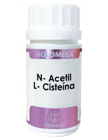 Holomega N-acetil L-cisteína 50caps...