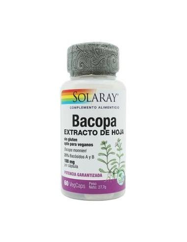 Bacopa 60caps Solaray