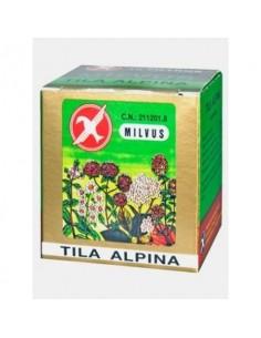 Tila Alpina 10 filtros Milvus