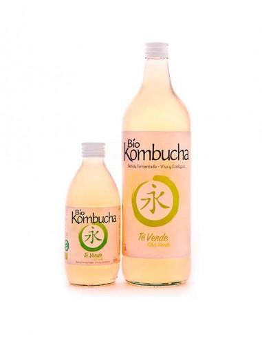 Kombucha té verde Bio 1l Kombuchería