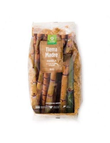 Azúcar panela Bio 1kg Oxfam Intermón