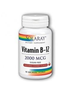 Vitamina B-12 2000mcg...