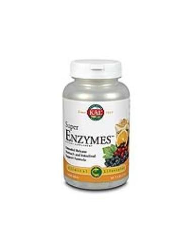 Super Enzymes 60comp KAL
