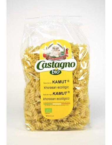 Espirales de kamut Bio 500g Castagno
