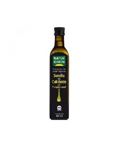 Aceite de semillas de calabaza 500ml...