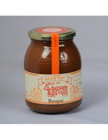 Miel de bosque Bio 1kg Ecoflor