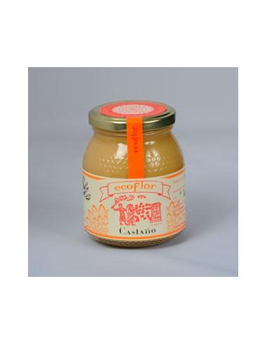 Miel de castaño 500g Bio Ecoflor
