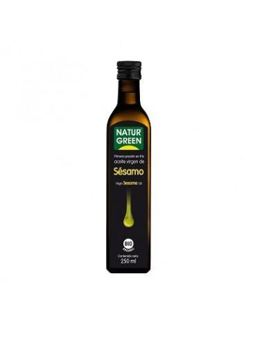 Aceite de sésamo Bio 250ml Naturgreen