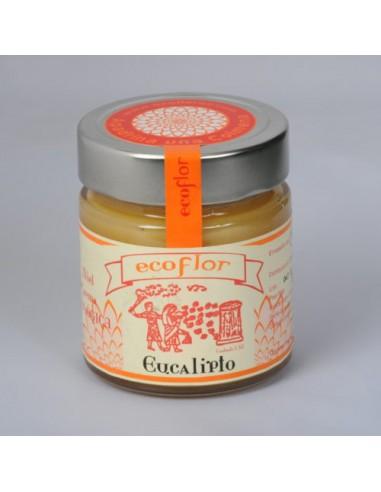 Miel de eucalipto Bio 500g Ecoflor