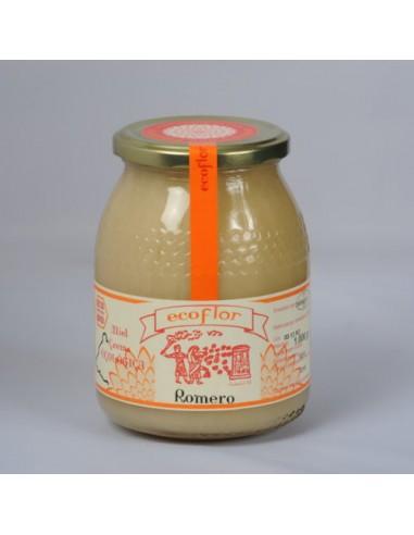 Miel de romero Bio 500g Ecoflor