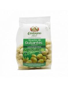 Snack de guisante verde Bio...