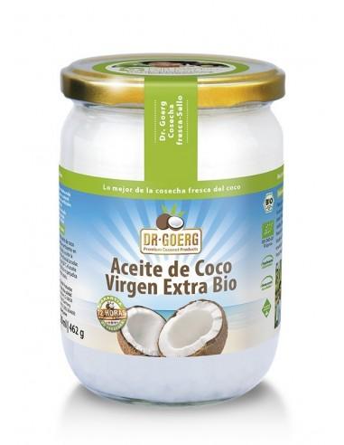 Aceite de coco Bio 500ml Dr. Goerg