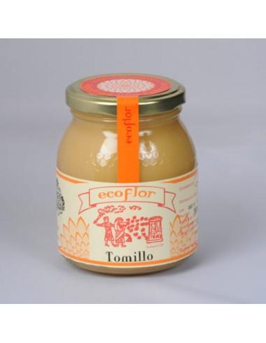 Miel de tomillo 500g Ecoflor