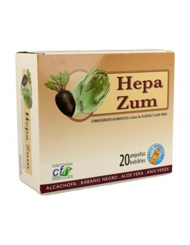 Hepazum 20 sticks CFN