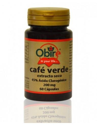 Café verde 60caps Obire