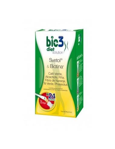 Diet Solution 24 sticks Bio3