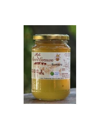 Miel de romero 500g Rancho Cortesano