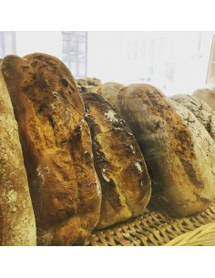 Pan de centeno integral...