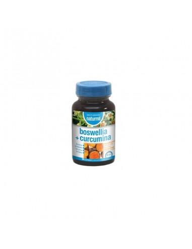 Boswellia + curcumina 90comp Naturmil