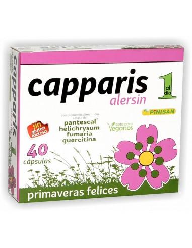 Capparis Alersin 40caps Pinisan