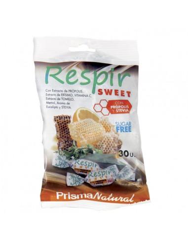 Respir Sweet 30 caramelos Prisma Natural