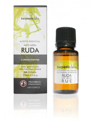 Aceite esencial de ruda 10ml Terpenic