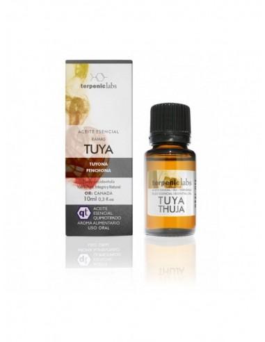 Aceite esencial de tuya 10ml Terpenic