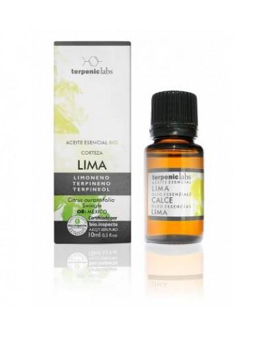 Aceite esencial de lima Bio 10ml...