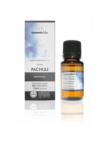 Aceite esencial de pachuli Bio 10ml...