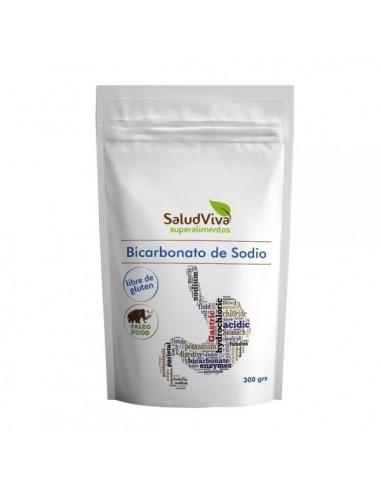 Bicarbonato sódico polvo 300g Salud Viva