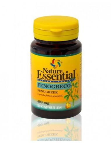 Fenogreco 400mg 50caps Nature Essential