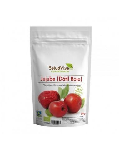 Jujube dátil rojo Bio 150g Salud Viva