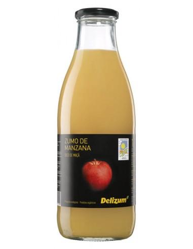 Zumo de manzana Bio 1l Delizum