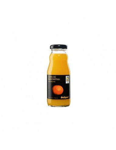 Zumo de mandarina Bio 200ml Delizum