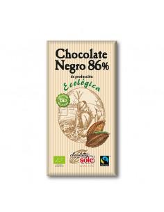 Chocolate negro 86% Bio...