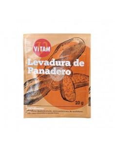 Levadura panadero 20g Vitam