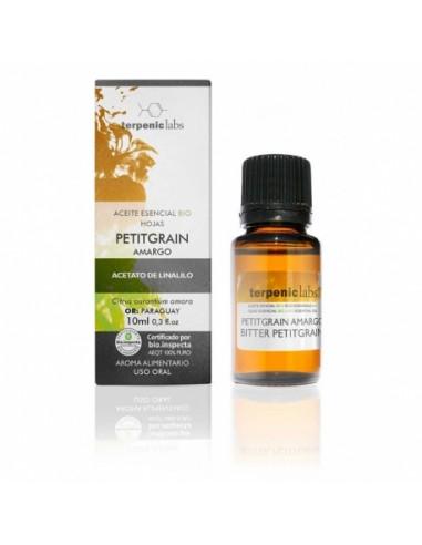 Aceite esencial de petitgrain Bio...