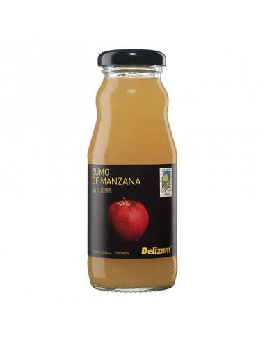 Zumo de manzana Bio 200ml Delizum