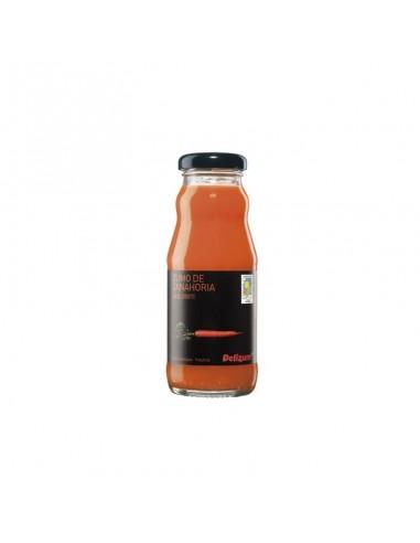 Zumo de zanahoria Bio 200ml Delizum