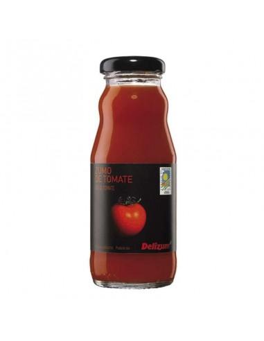 Zumo de tomate Bio 200ml Delizum