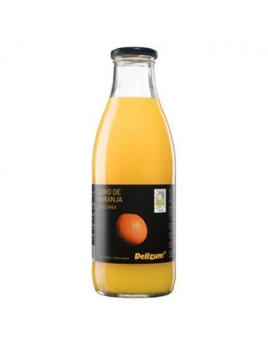 Zumo de naranja Bio 1l Delizum
