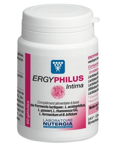 Ergyphilus intima 60caps Nutergia
