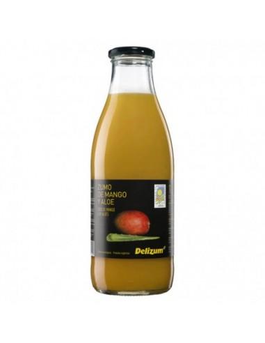 Néctar de mango aloe Bio 1l Delizum