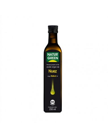 Aceite de lino Bio 500ml Naturgreen