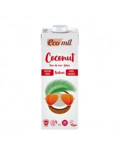 Bebida de coco Nature Bio...