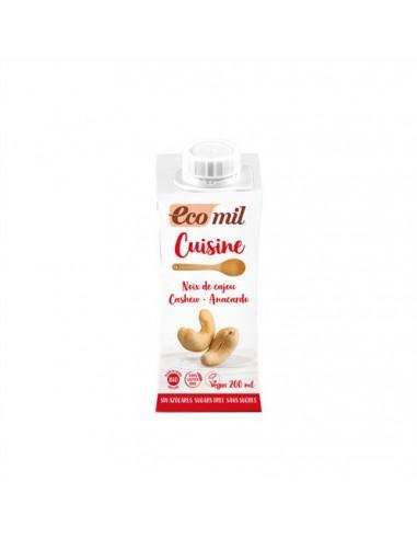 Nata de anacardo Cuisine 200ml Ecomil