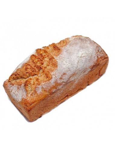 Pan de trigo integral sin semilla Bio...