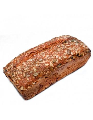 Pan de centeno combinado Bio 1kg Das...