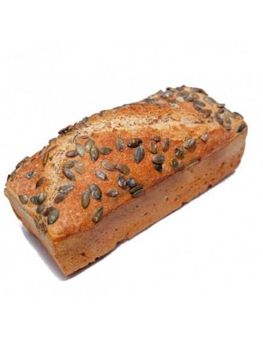 Pan de pipas de calabaza Bio 1kg Das...